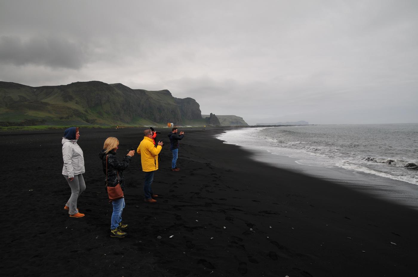 DSC_0179-Island Strand von Vik