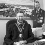 Steven Heddle, Convener of the Orkney Islands