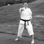 Inga Antonio, Tankstellen-Chefin, Sportlerin (Karate, Triathlon)