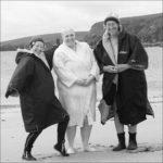 Polar Bears, eine bei (fast) jedem Wetter im Meer schwimmende Frauengruppe